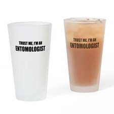 Trust Me, Im An Entomologist Drinking Glass