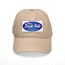 Team Dick Nite Baseball Baseball Cap