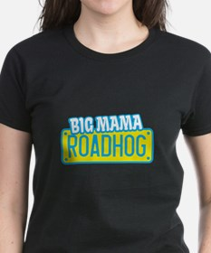 Big MAMA Roadhog with car licence plate T-Shirt