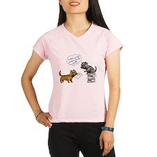 Cairn Terrier Premium Performance Dry T-Shirt