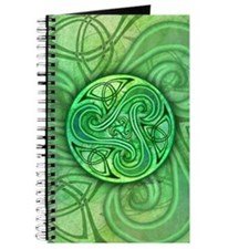 Celtic Triskele Journal