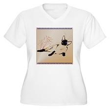 Laid Back Siamese T-Shirt