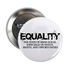 """Equality 2.25"""" Button (10 pack)"""