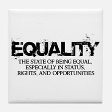 Equality Tile Coaster