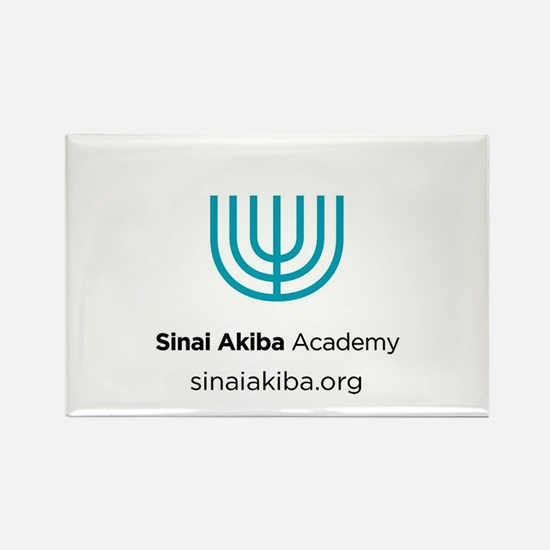 Sinai Akiba Academy logo Magnets