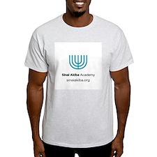 Sinai Akiba Academy logo T-Shirt