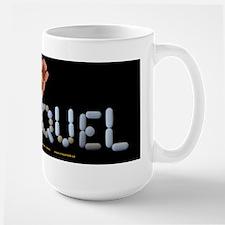 I <3 Seroquel Large Mug