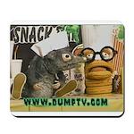 DumpTV Mousepad