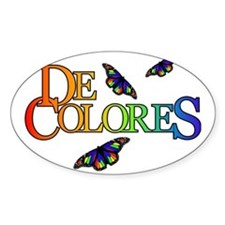 DeColores Notecard Decal