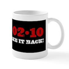 TakeItBack bumper Mug
