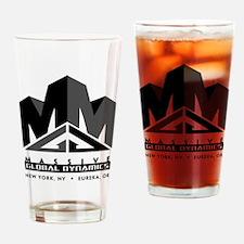 Massive Global Dynamics Drinking Glass