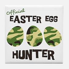 hunter1 Tile Coaster