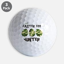 hunter1 Golf Ball
