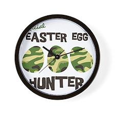 hunter1 Wall Clock