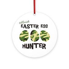 hunter1 Round Ornament