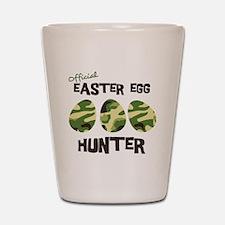 hunter1 Shot Glass