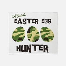 hunter1 Throw Blanket