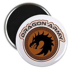Dragon Army Logo Magnet