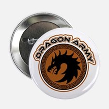 "Dragon Army Logo 2.25"" Button"
