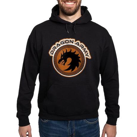 Dragon Army Logo Hoodie (dark)