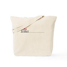 Lady Triker 4 Tote Bag