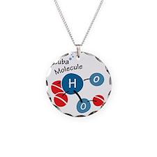 10x10-tshirt-scuba-molecule Necklace