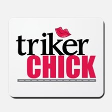 Triker Chick 1 Mousepad