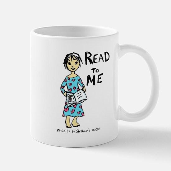 Read To Me 2 Mug