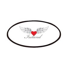 Angel Wings Ireland Patches