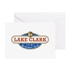 Lake Clark National Park Greeting Cards