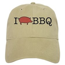 I Cook BBQ Baseball Cap