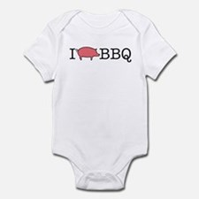 I Cook BBQ Infant Bodysuit