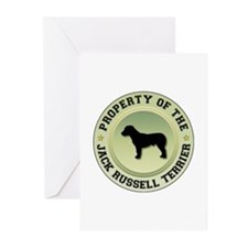Terrier Property Greeting Cards (Pk of 10)