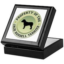 Terrier Property Keepsake Box