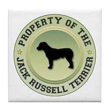 Terrier Property Tile Coaster