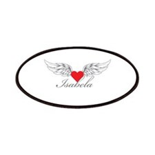 Angel Wings Isabela Patches