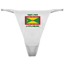 Grenada Spice Thong