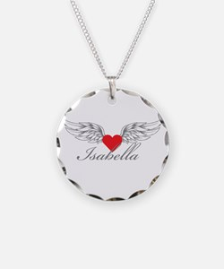Angel Wings Isabella Necklace