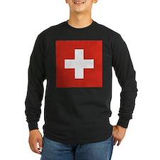 Switzerland Long Sleeve T-Shirt