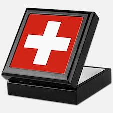 Switzerland Keepsake Box