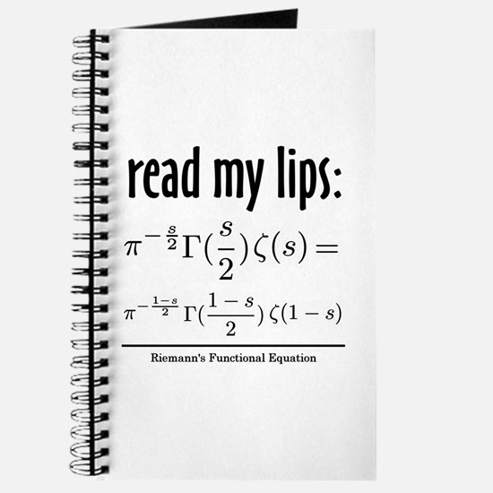 Riemann Functional Equation Journal