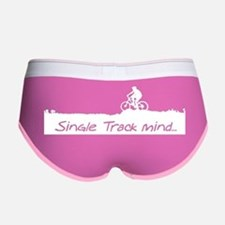 Single Track mind Women's Boy Brief