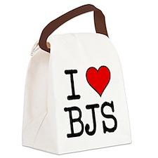 20100311-i-heart-bjs Canvas Lunch Bag