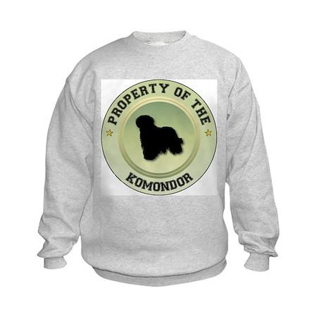 Terrier Property Kids Sweatshirt