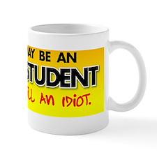 HonorStudentSticker Mug