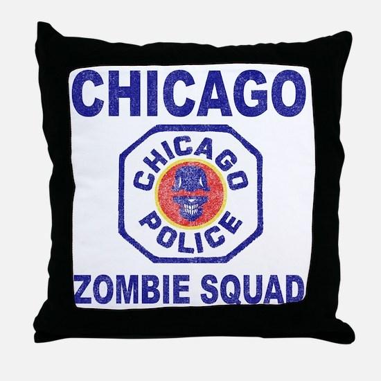 chicago pd Throw Pillow