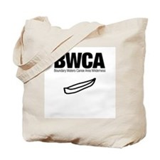 Boundary Waters Canoe Area (Doodle) Tote Bag