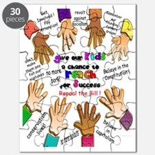 give our kids poster Puzzle