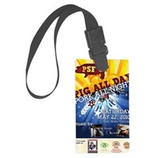 PSF 6 Poster 35x23 Luggage Tag