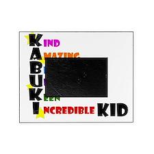 Kabuki Kid-3 copy Picture Frame